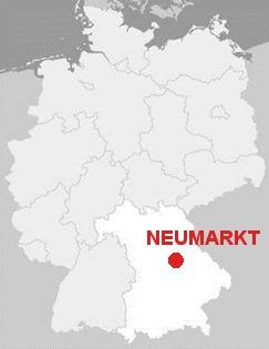 Mapa Neumarkt