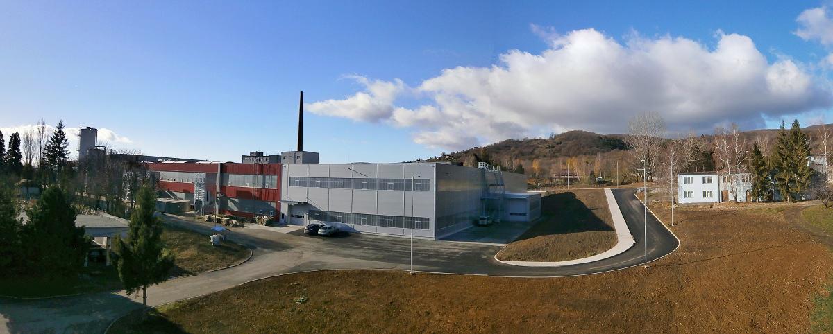 Výrobný závod Hammerbacher SK, a.s. Pukanec